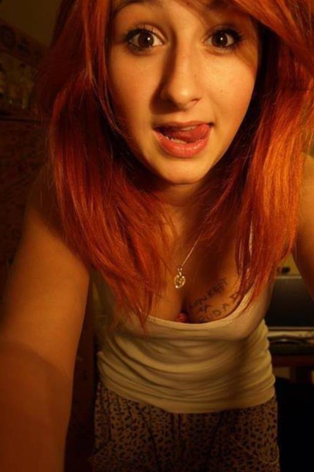 Next Redhead Teen 18