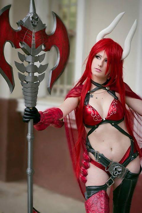 cosplay redhead 002