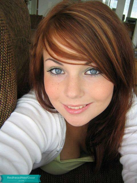 ginger selfie 32