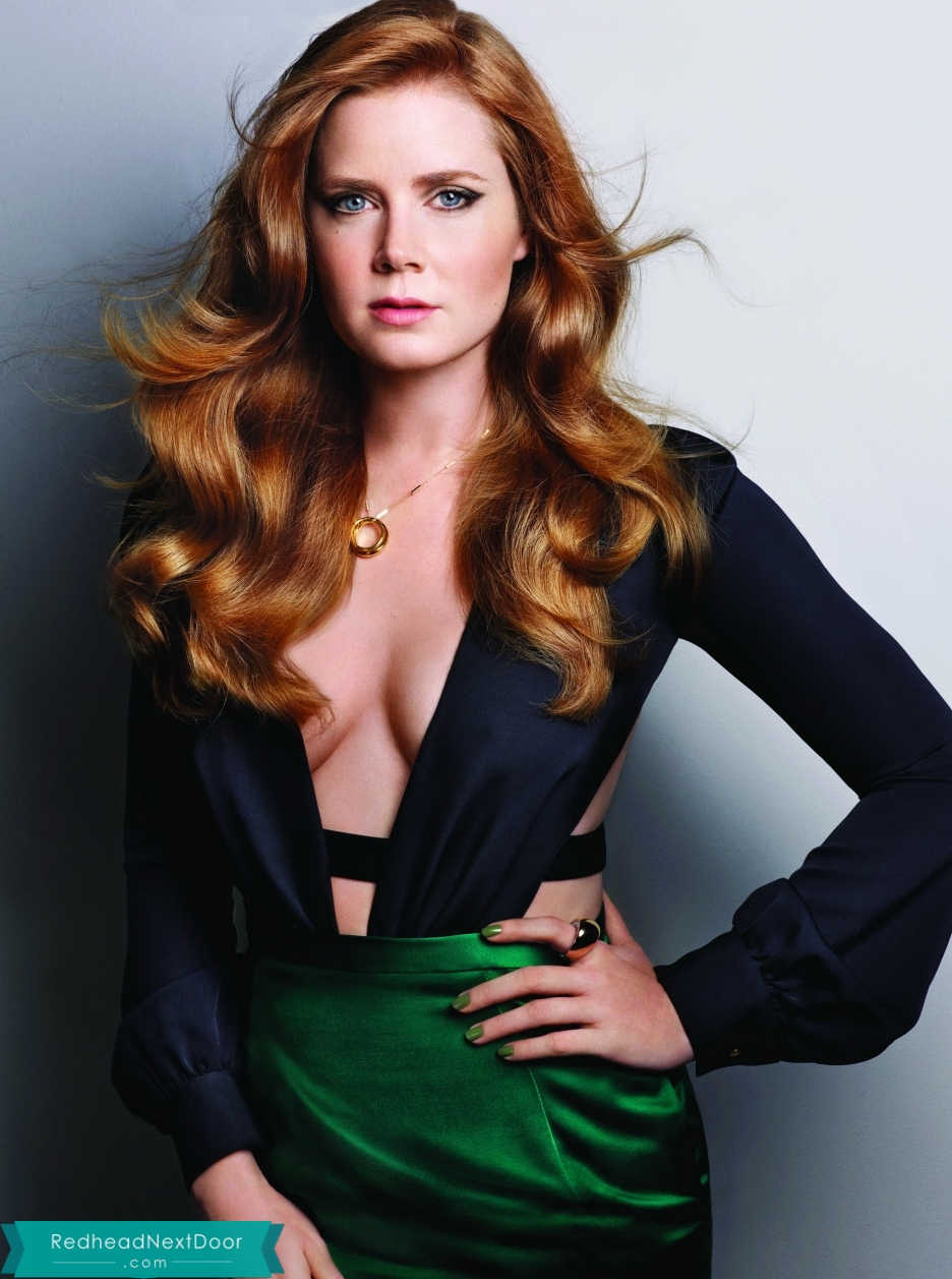 Amy Adams Photo - One of the Hottest Redheads of All Time