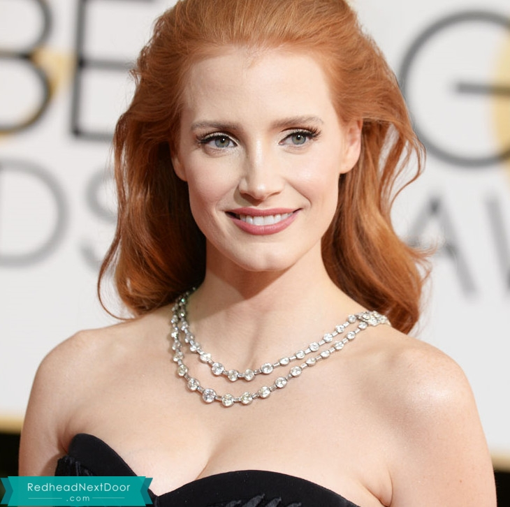Jessica Chastain photo - One of the Hottest Redheads of All Time