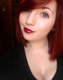 ruby red lips 2