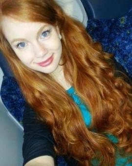 ginger selfie 56