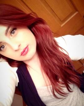 redhead selfie 97