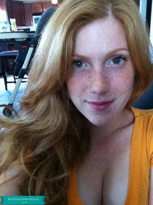 Hot redheads with freckles regret