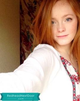 freckle selfie 1