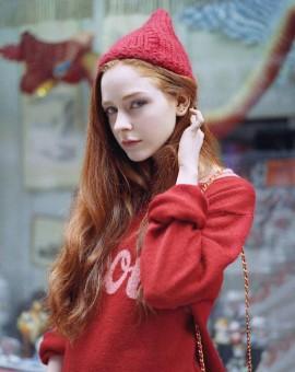 redhead gnome