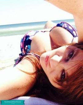 beach selfie 10