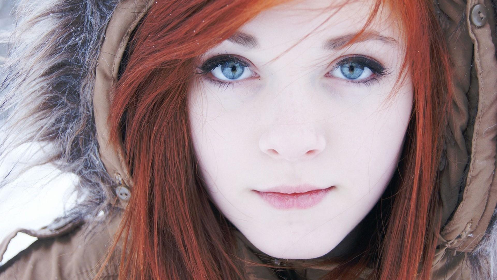 Can we say YES to freckles? - Redhead Next Door Photo Gallery