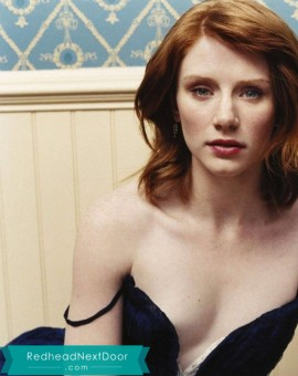 Bryce Dallas Howard Photos - One of the Hottest Redheads of All Time