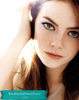 Emma Stone Photos - One of the Hottest Redheads of All Time