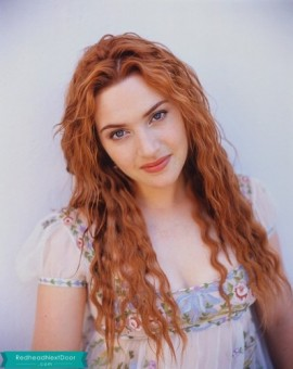 Kate Winslet Photos - One of the Hottest Redheads of All Time