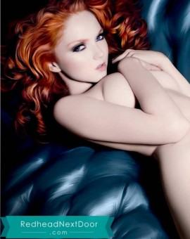 Lily Cole Photos - One of the Hottest Redheads of All Time
