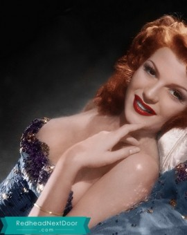 Rita Hayworth Photos - One of the Hottest Redheads of All Time