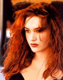 redhead kate winslet